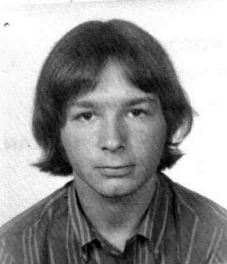 Passport photo 1968