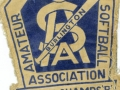 1962 Baseball team patch